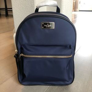 NWT Kate Spade small backpack